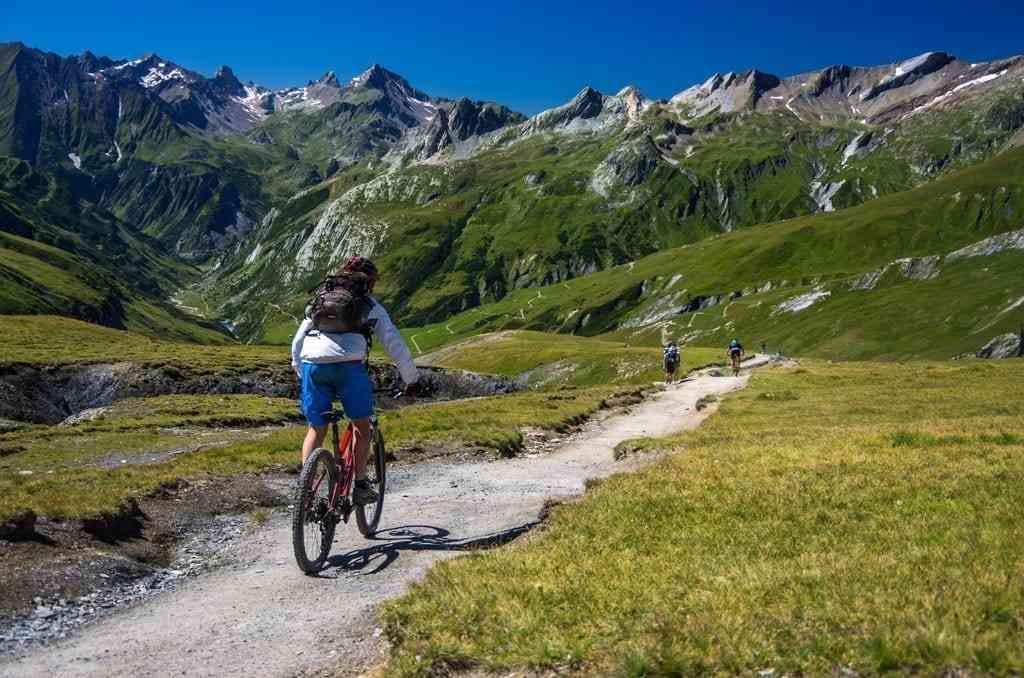 Mont Blanc Umrundung