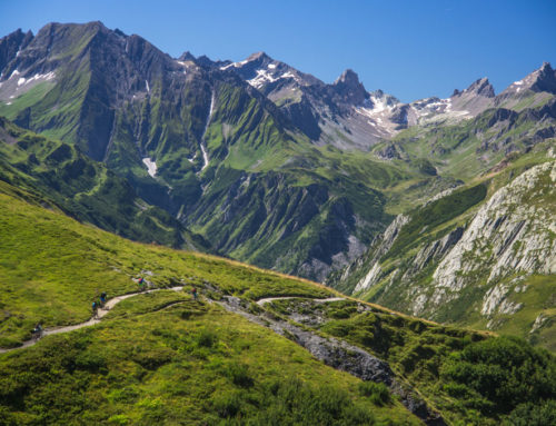 Mont Blanc Umrundung – Enduro Trip