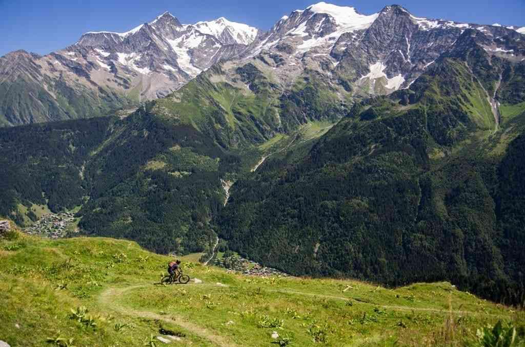 Enduro Mont Blanc