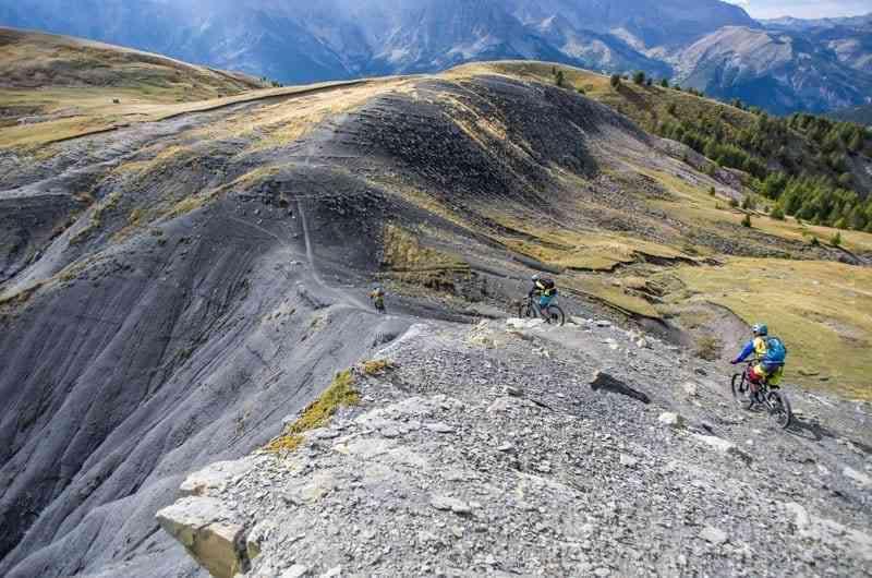 grey earth holy trail