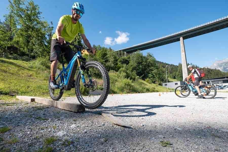 E-Bike Fahrsicherheitstraining