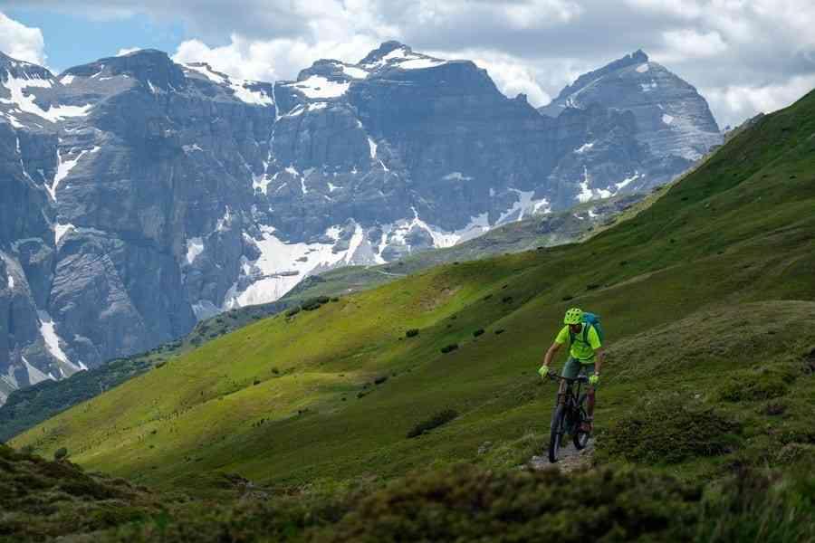 Alpiner Singletrail