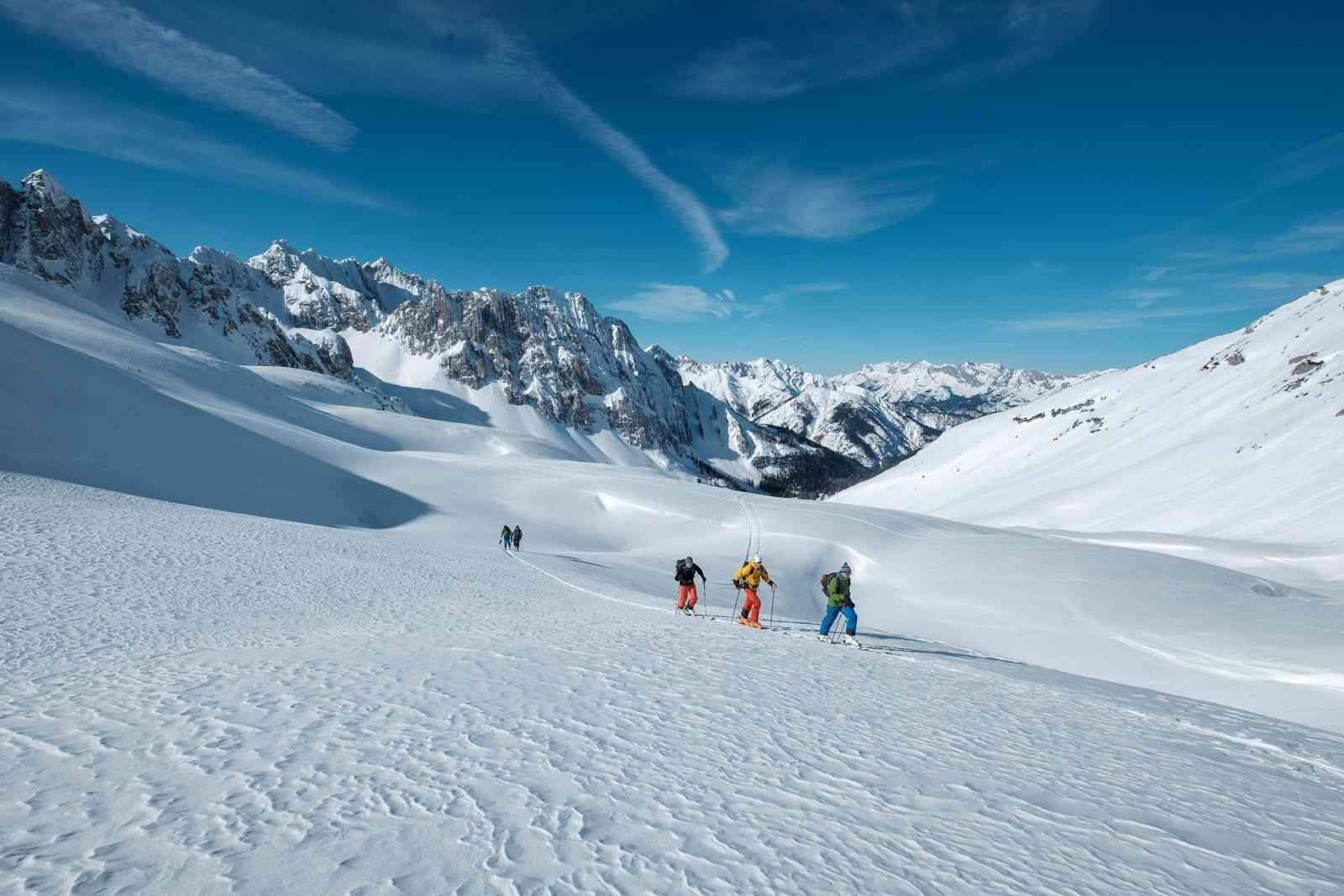 Skitouren Camp