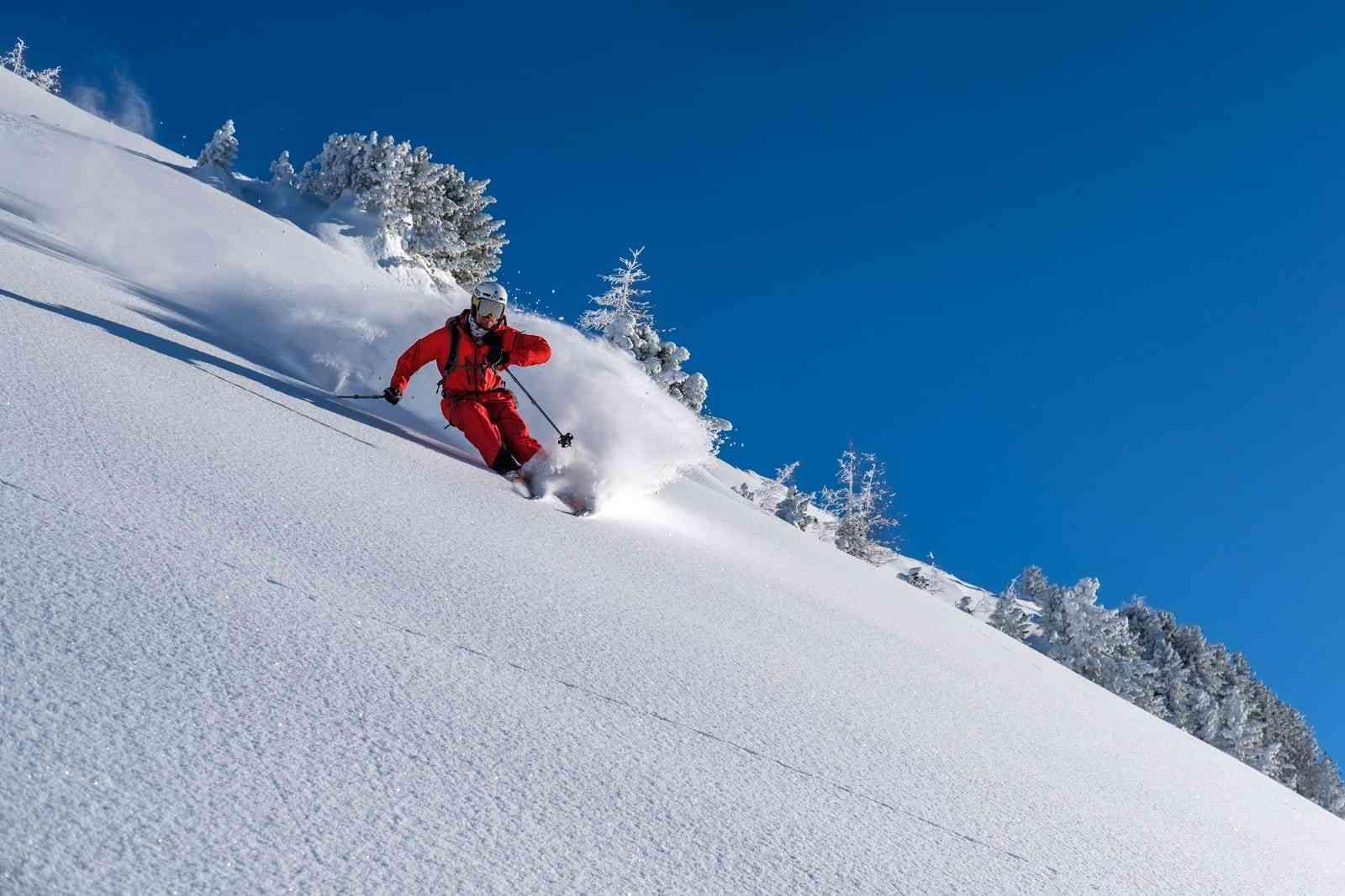 Freeride, Skitouren und Lawinenkurse