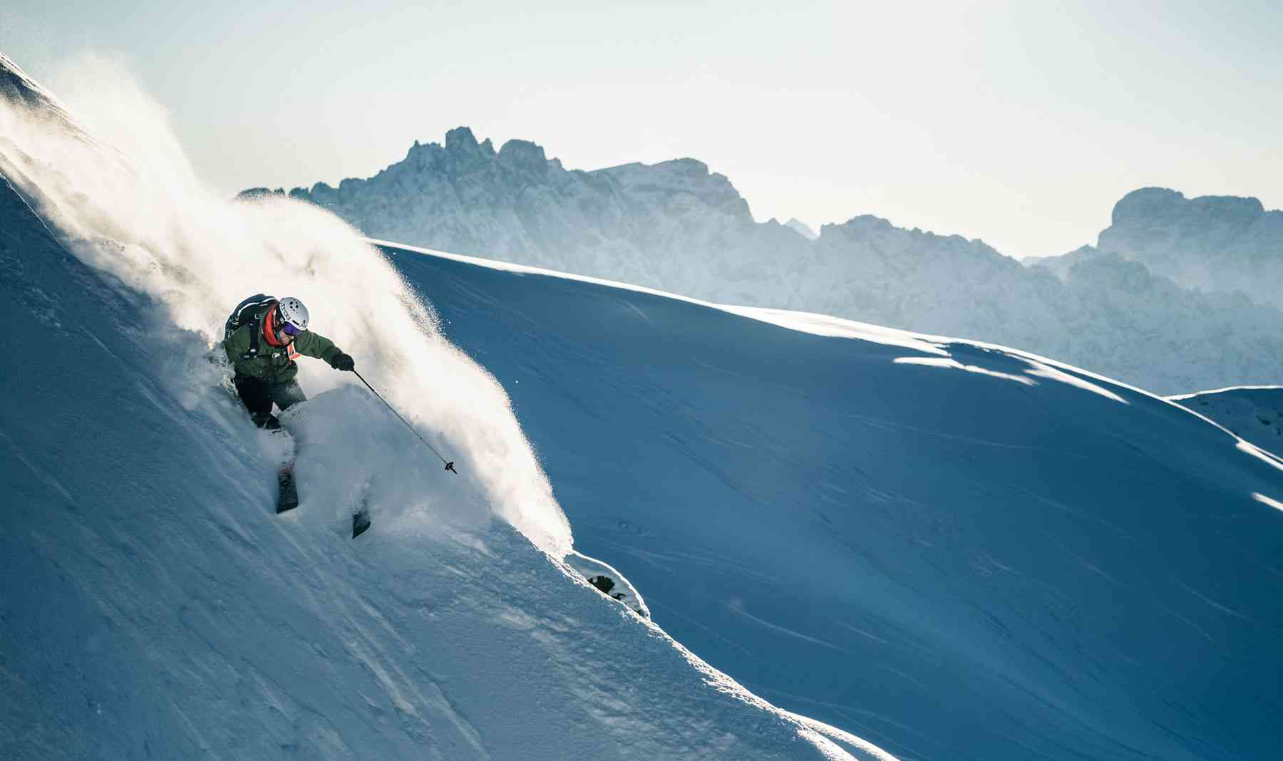 Freeride Guiding