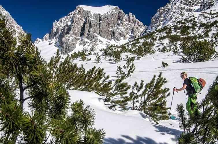 Skitour Mieminger