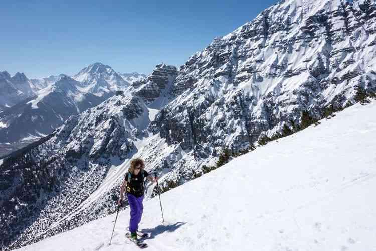 Skitour Stubai