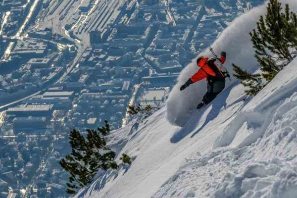 Freeride Innsbruck
