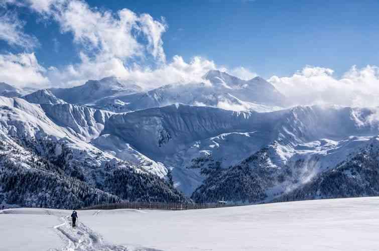 Skitour Brenner