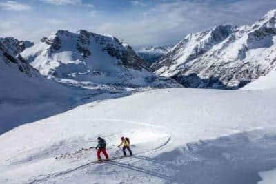 Skitour Karwendel
