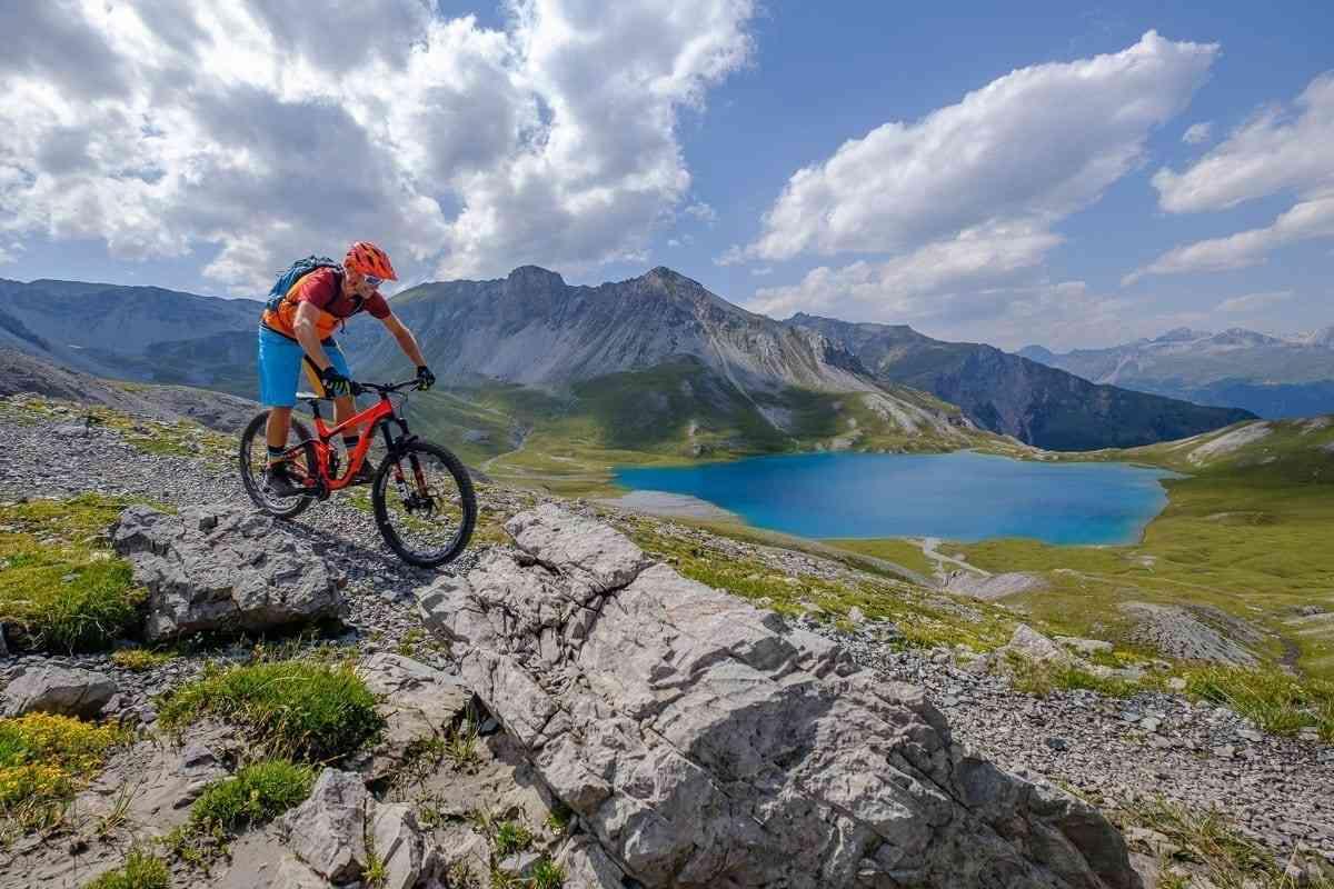 Piz Umbrail Trail