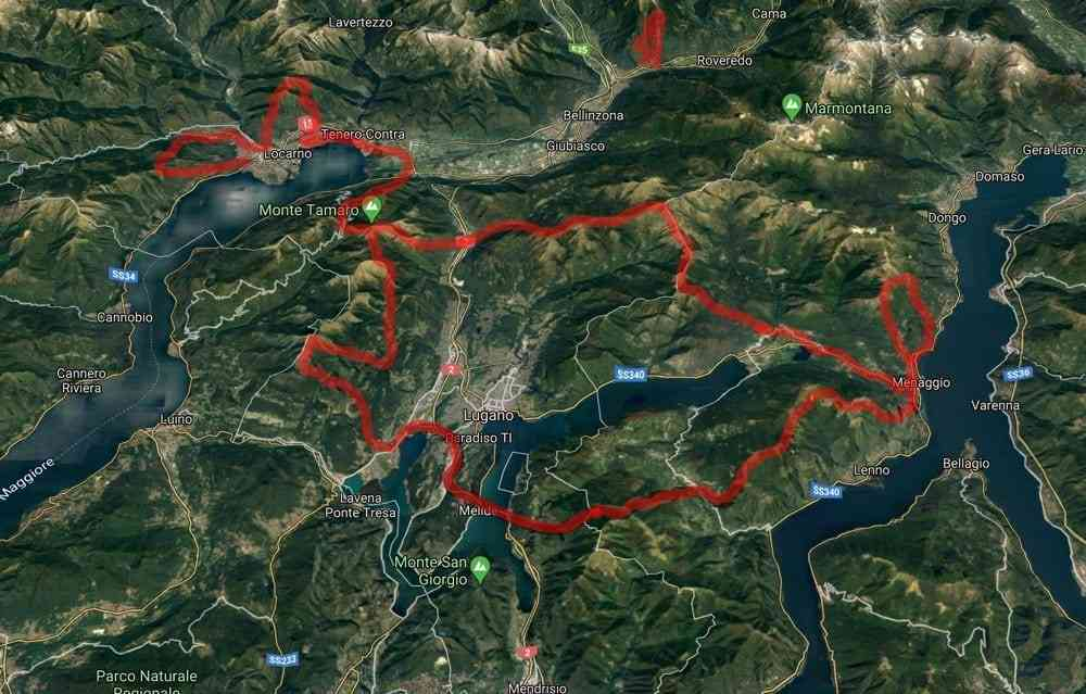 Ticino Trail Tour