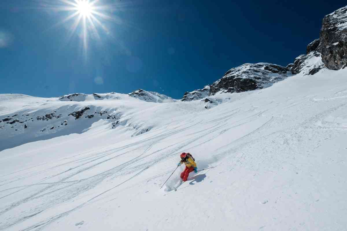 Gressoney Skiing Deluxe