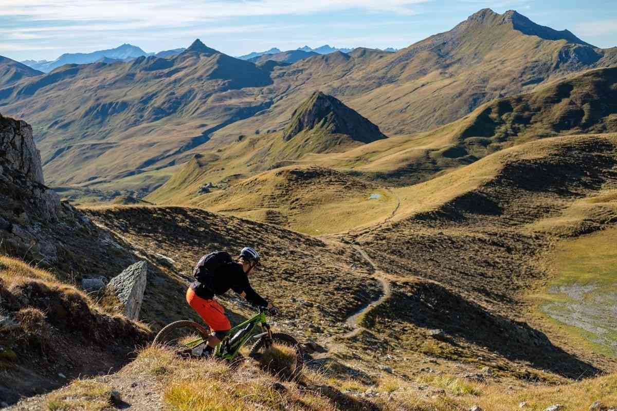 Endloser Trail