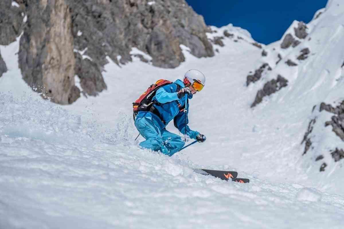 Arlberg im Frühjahr