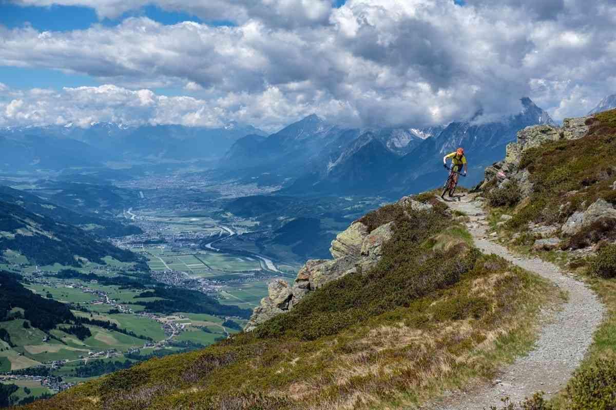 Trail mit Aussicht