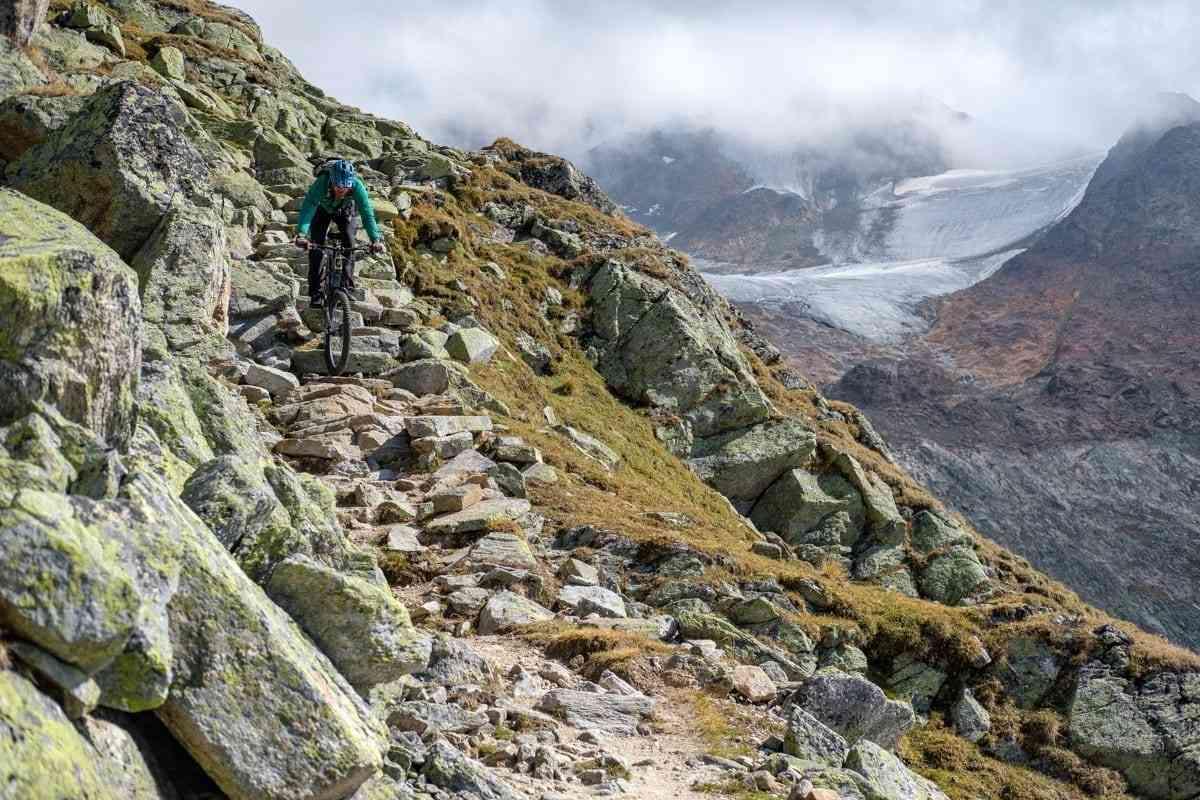 Alpiner Wegebau