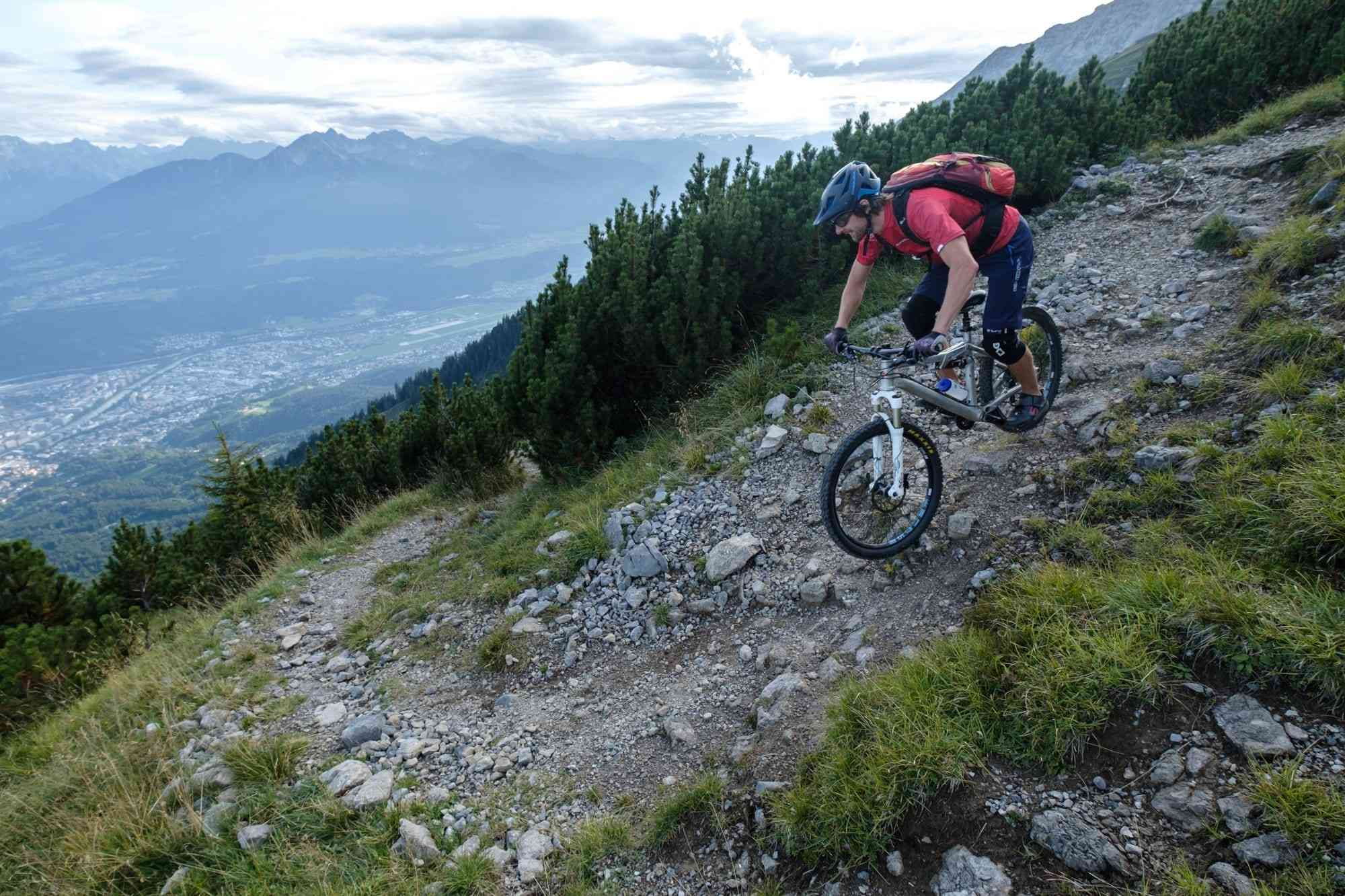 Trails Tirol