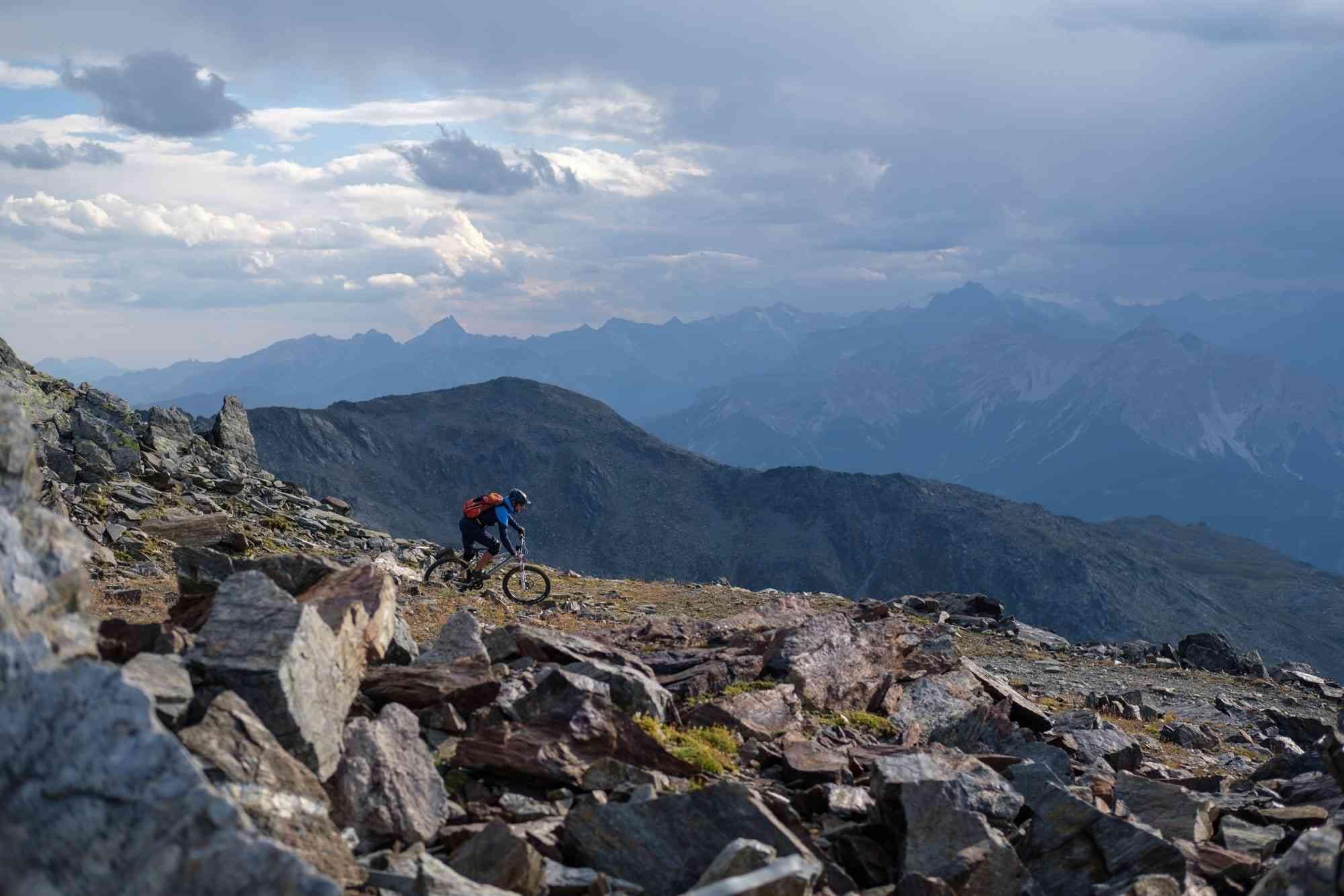 Trails Tirol