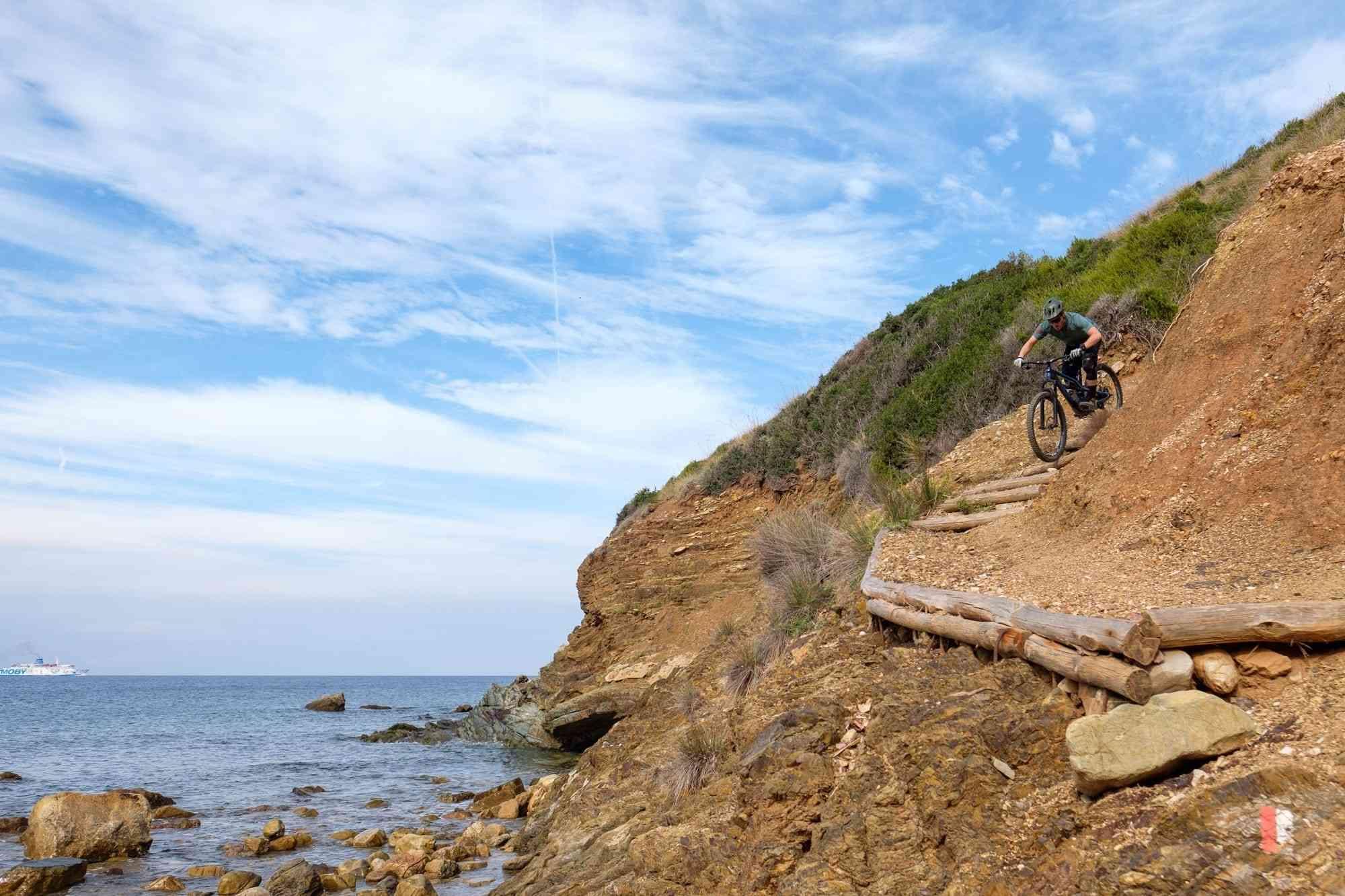 Meer und Trail