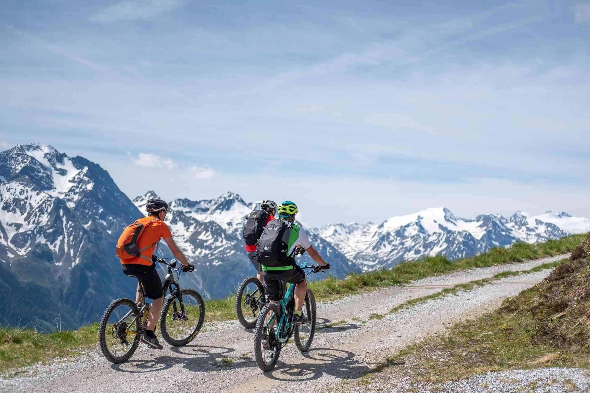 E-Bike Tour Tirol