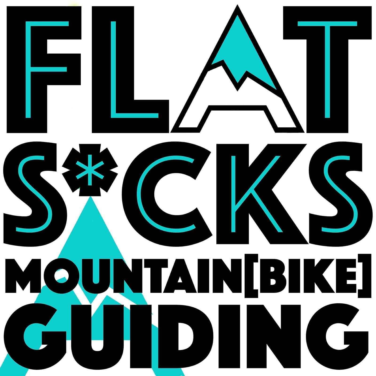 Flat Sucks Logo