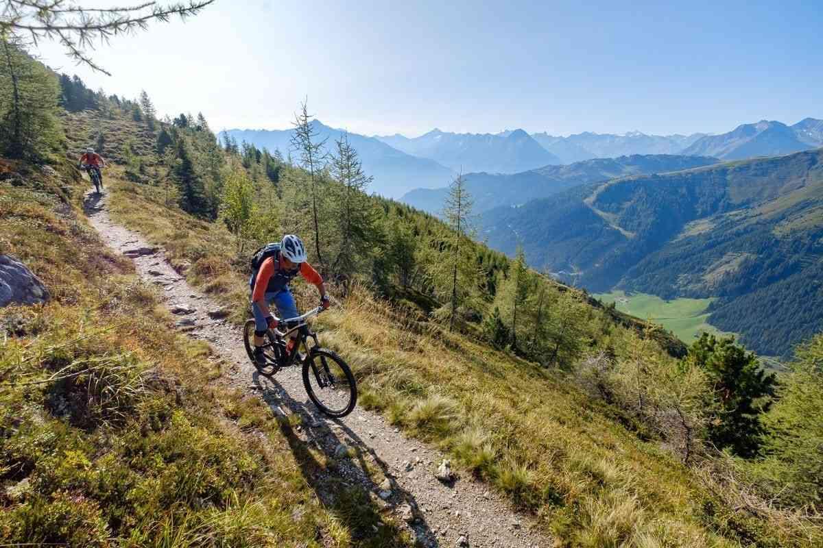 Zillertal Trail mit Aussicht