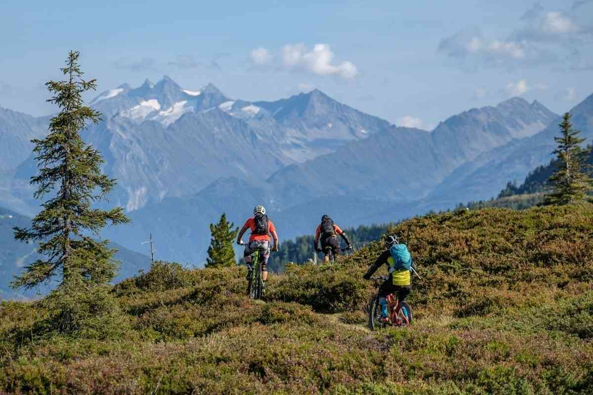 Zillertal Enduro Camp