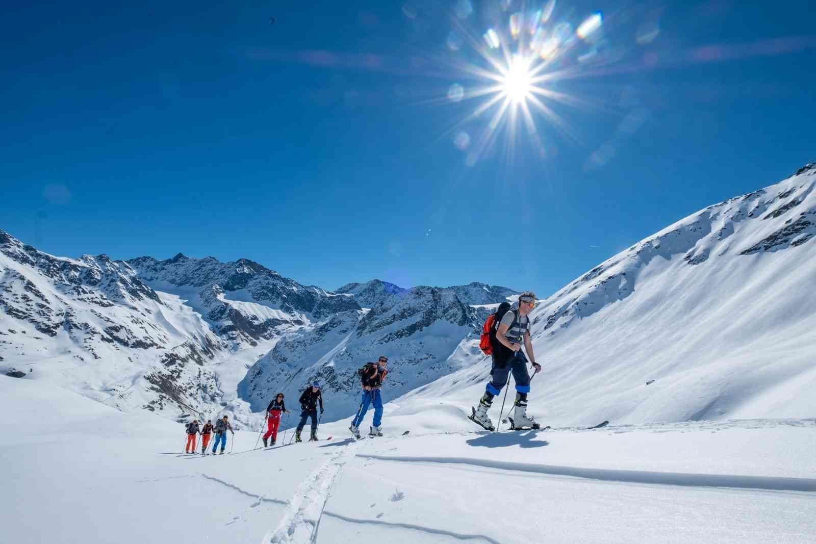 Schnuppertag Skitouren