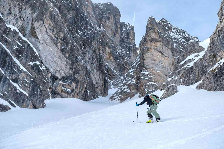Mädls Skitour