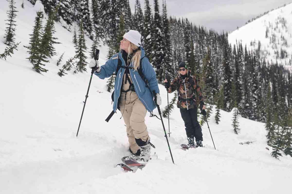 Mädls Skitouring