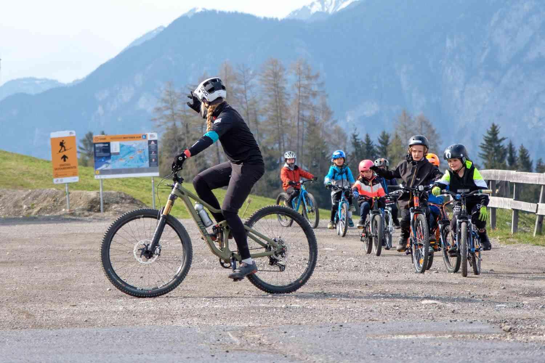 Mountainbike Kurs Kinder