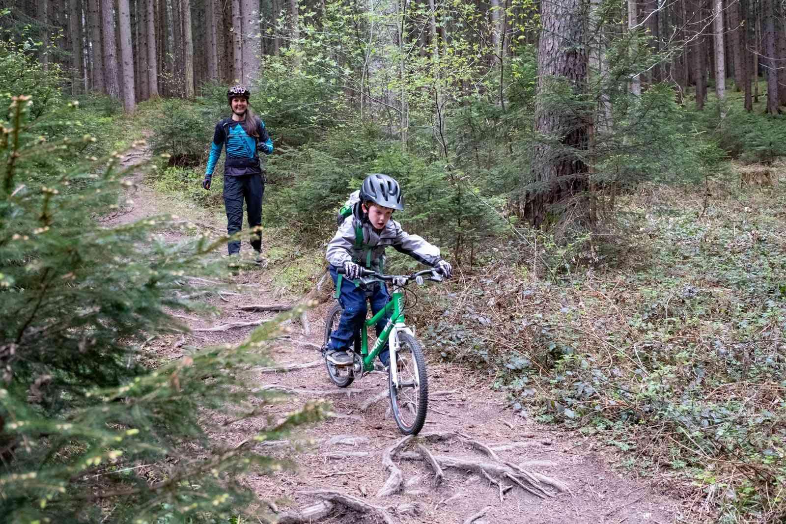 Kids Mountainbike Kurs