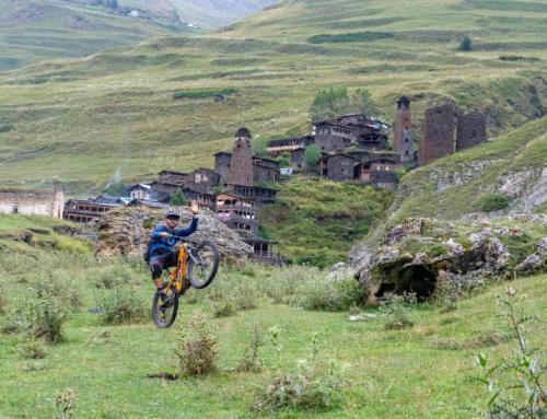 Eine Bike Reise nach Georgien