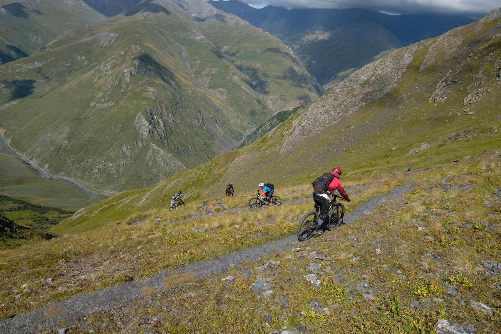 MTB Trail Georgien
